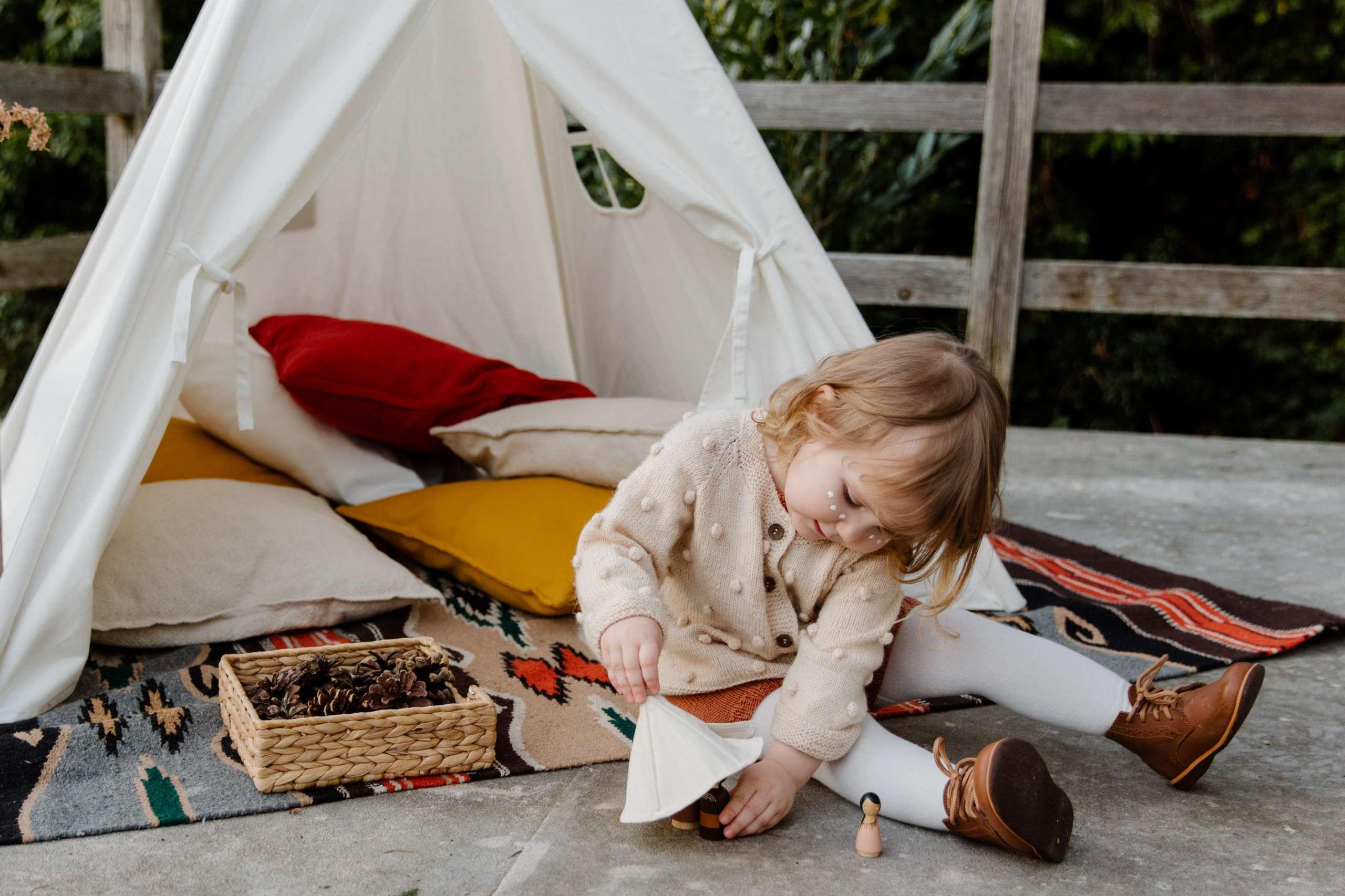Dreumes tent