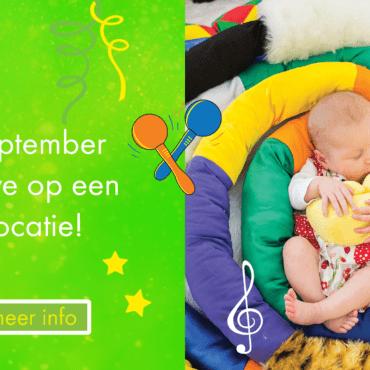 Baby Sensory september