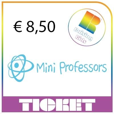 Mini Professors, Les 8, Groep 2.